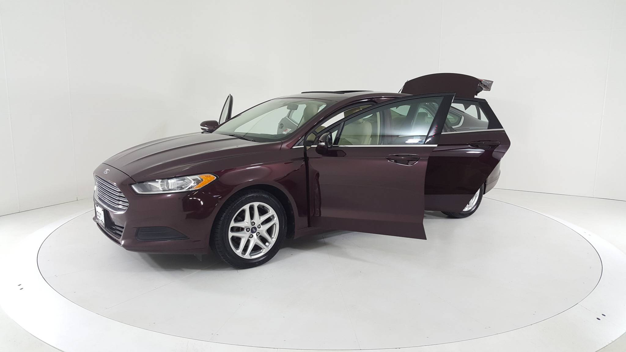 Pre Owned 2013 Ford Fusion Se 4dr Car In Baltimore A8017a Carbiz 2007 Aftermarket Radio