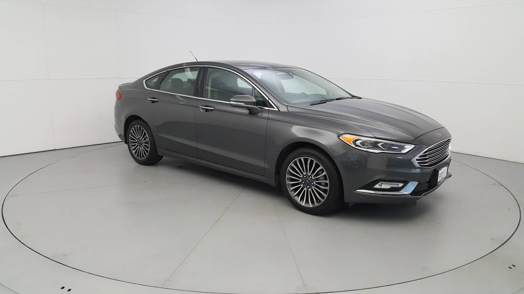 Pre-Owned 2017 Ford Fusion Titanium