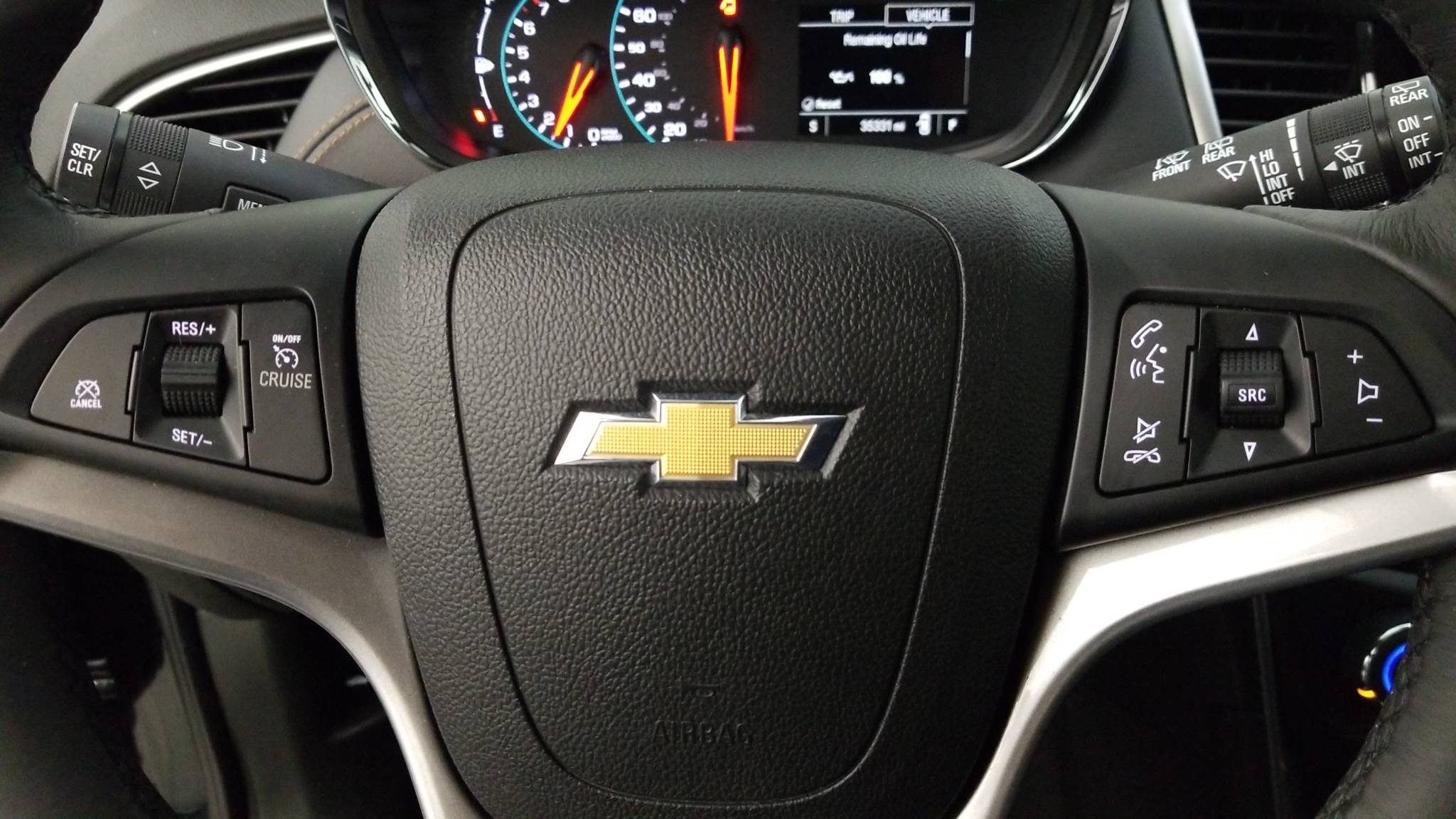 Certified Pre-Owned 2017 Chevrolet Trax LT