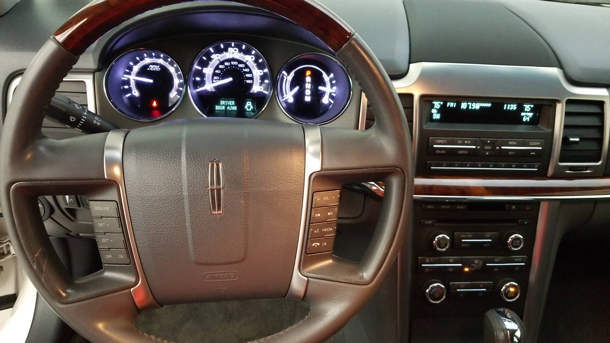 Pre-Owned 2010 Lincoln MKZ