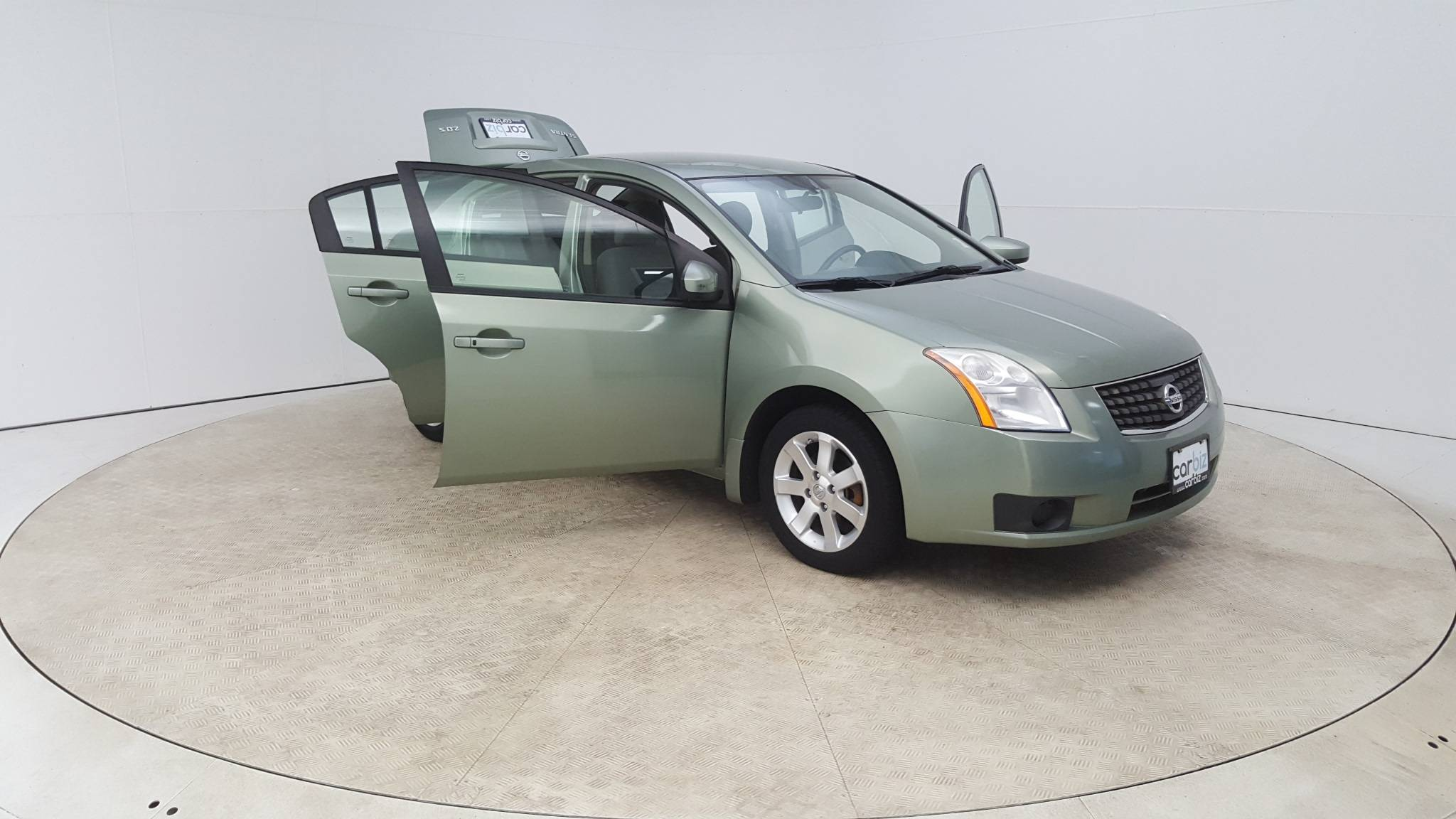Pre-Owned 2007 Nissan Sentra 2.0 S