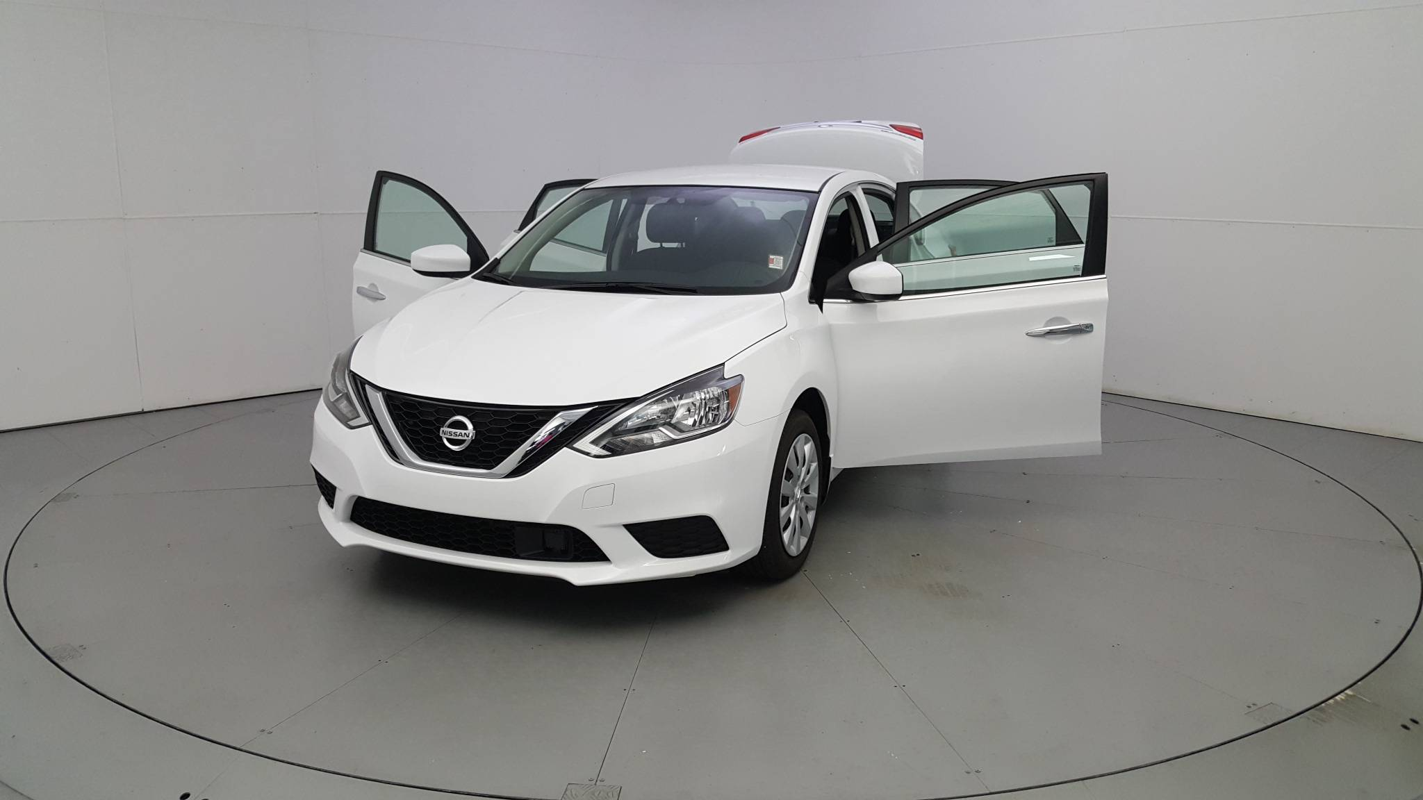 Pre-Owned 2019 Nissan Sentra S