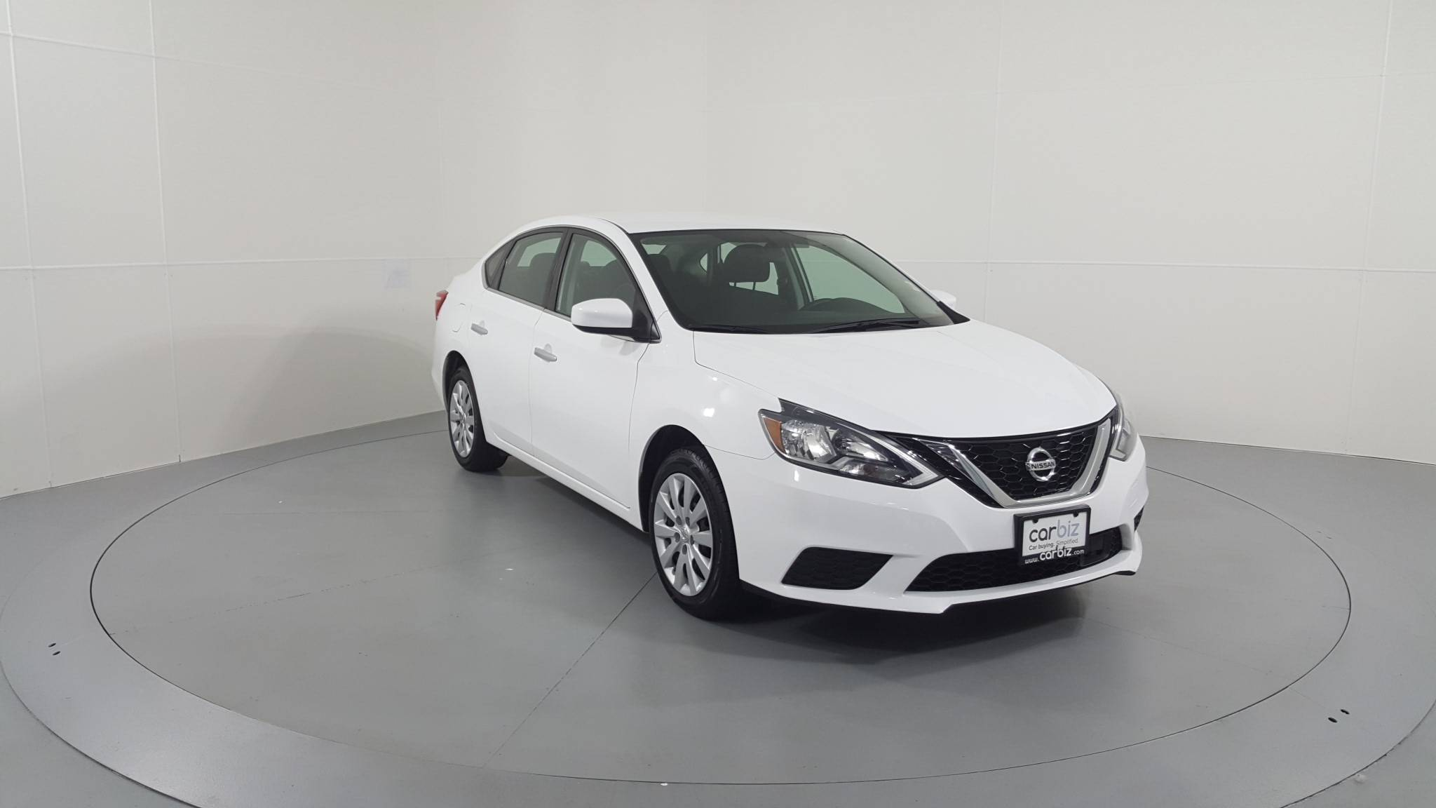 Pre-Owned 2018 Nissan Sentra S