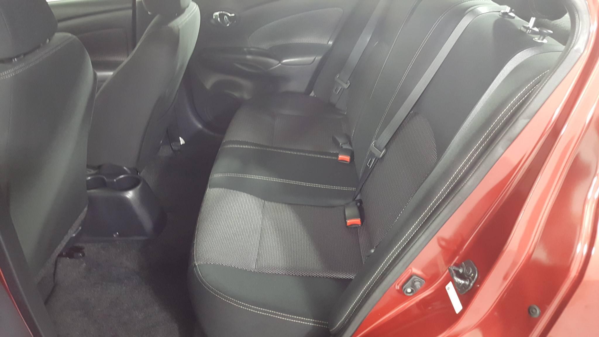 Certified Pre-Owned 2018 Nissan Versa Sedan SV