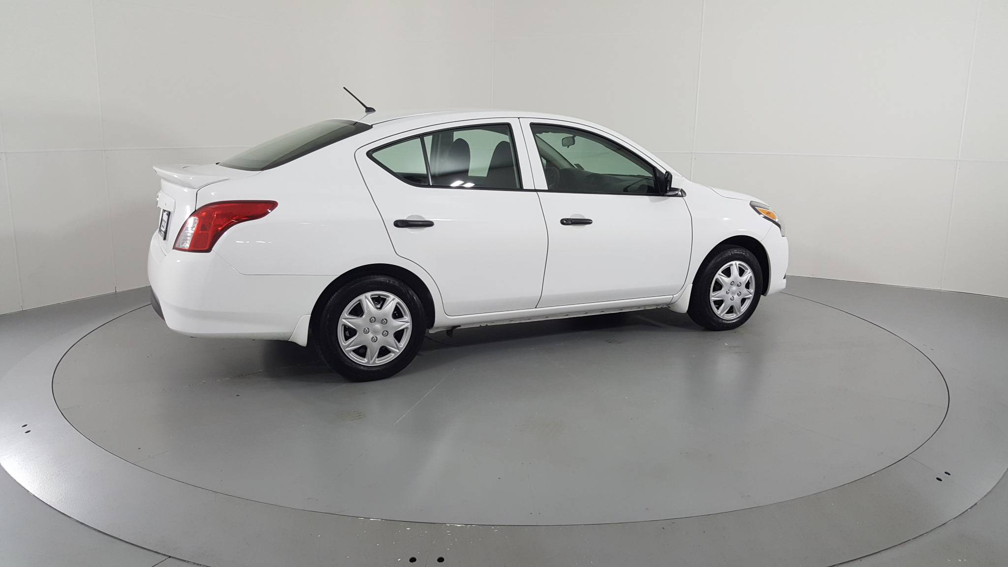 Pre-Owned 2017 Nissan Versa Sedan S Plus