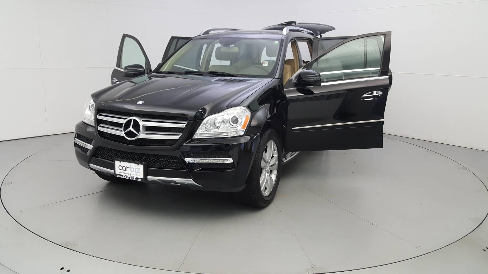 Pre-Owned 2012 Mercedes-Benz GL 450 GL 450