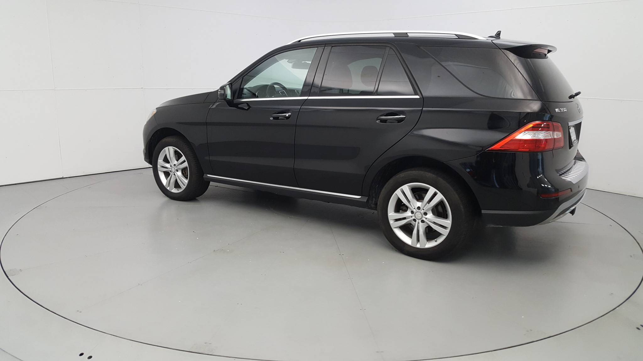 Pre-Owned 2015 Mercedes-Benz ML 350 ML 350