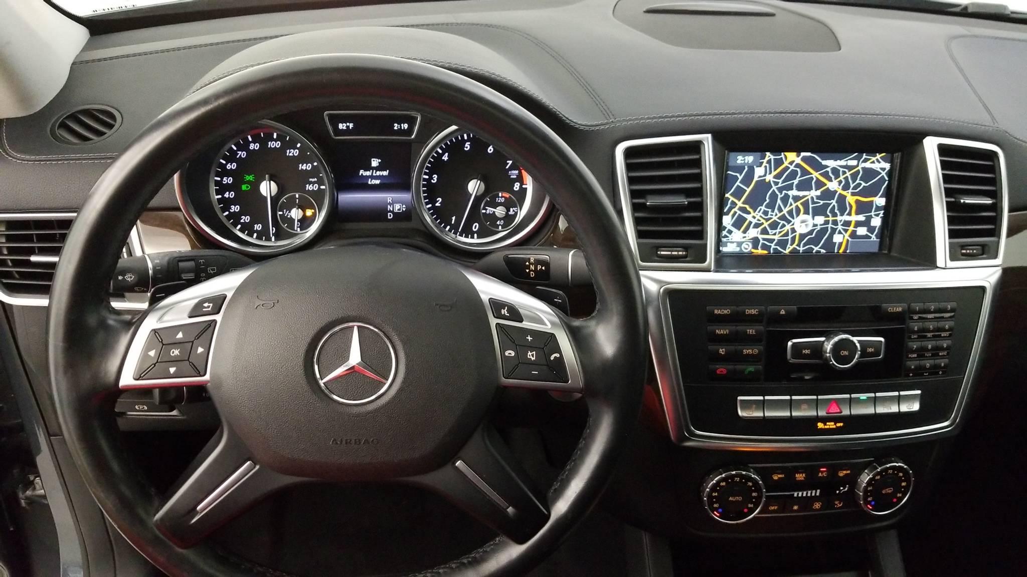Pre-Owned 2015 Mercedes-Benz GL 450 GL 450