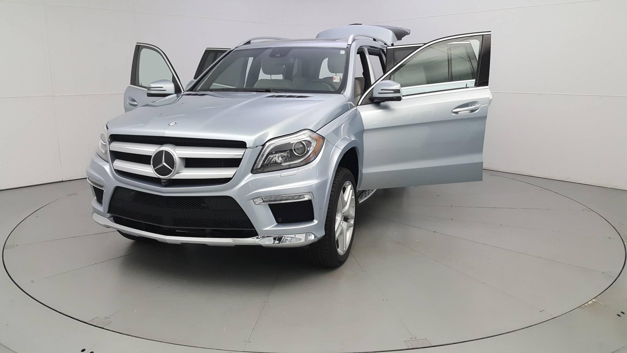 Pre-Owned 2014 Mercedes-Benz GL 550 GL 550