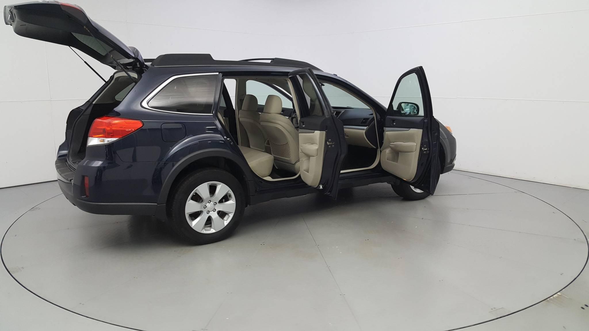 Pre-Owned 2012 Subaru Outback 2.5i Prem