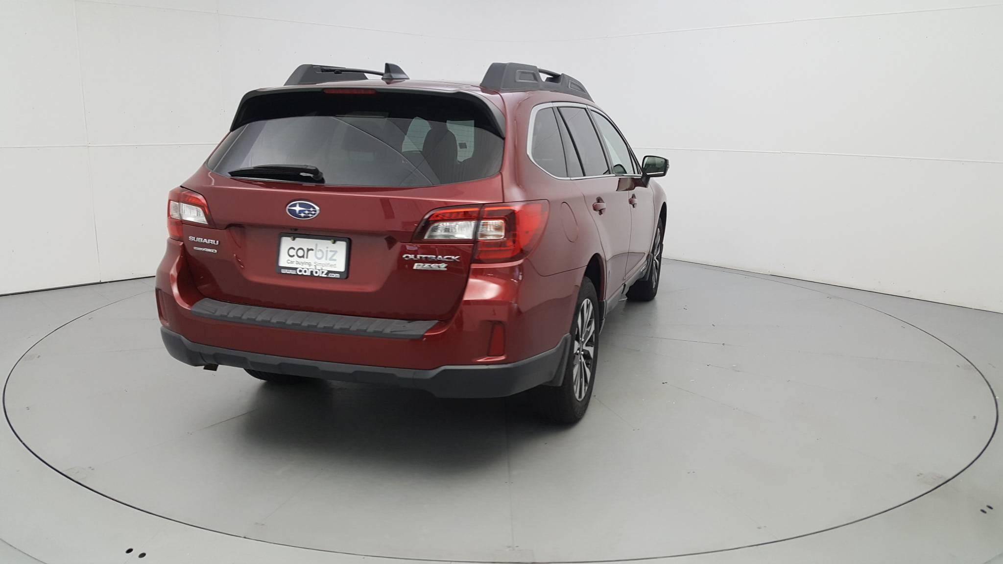 Pre-Owned 2016 Subaru Outback 2.5i Limited