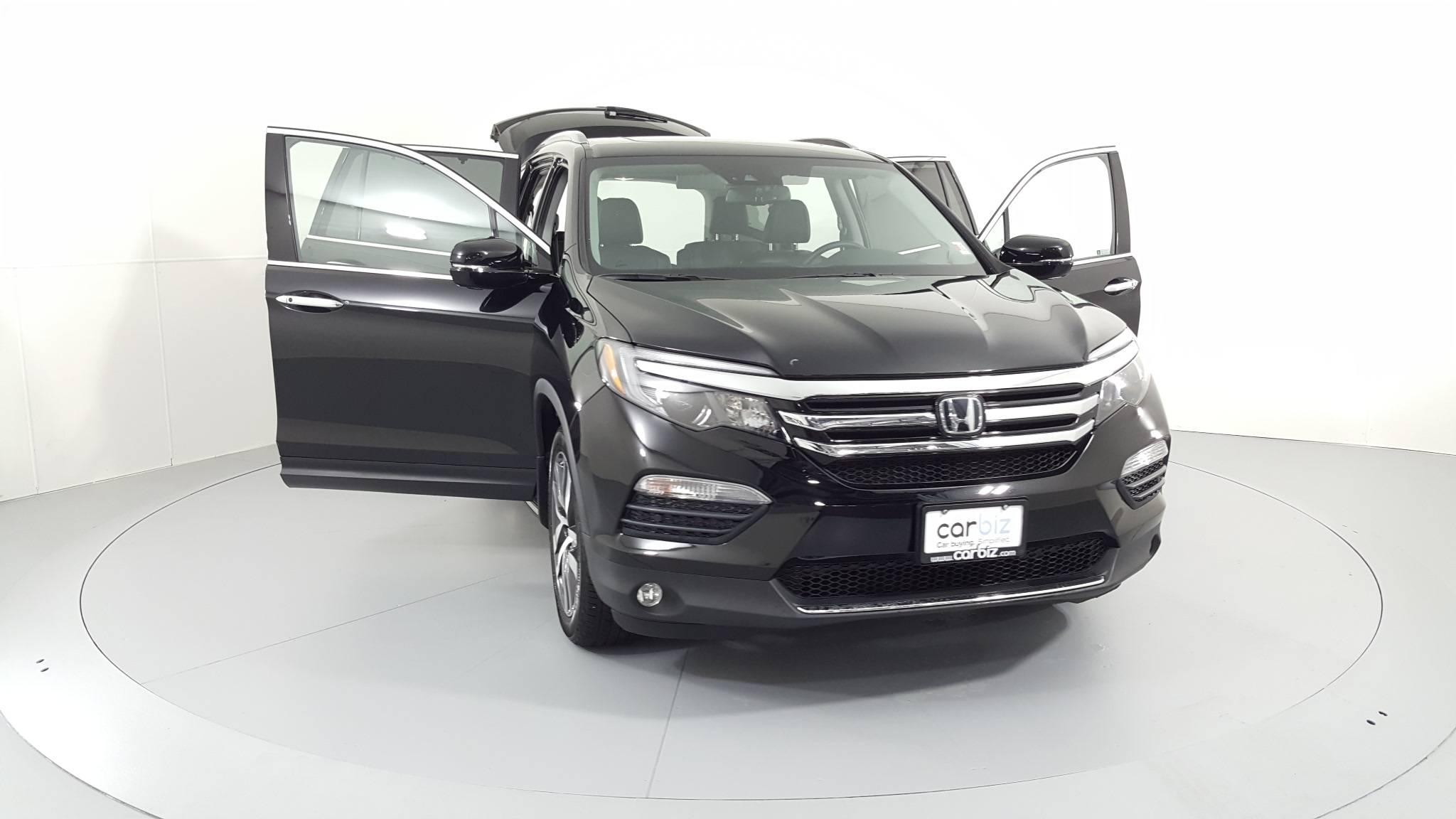 Pre-Owned 2018 Honda Pilot Elite