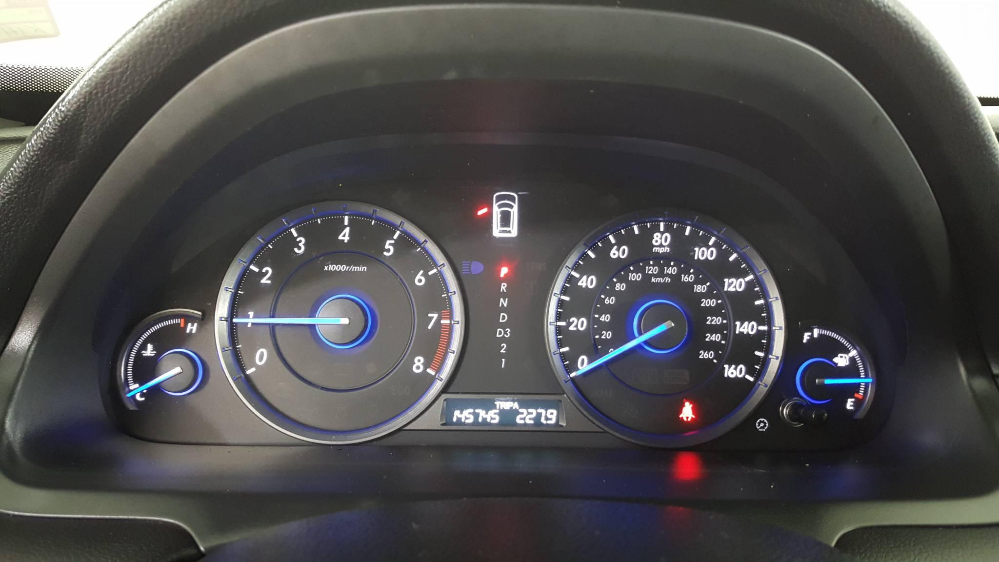 Pre-Owned 2010 Honda Accord Crosstour EX-L