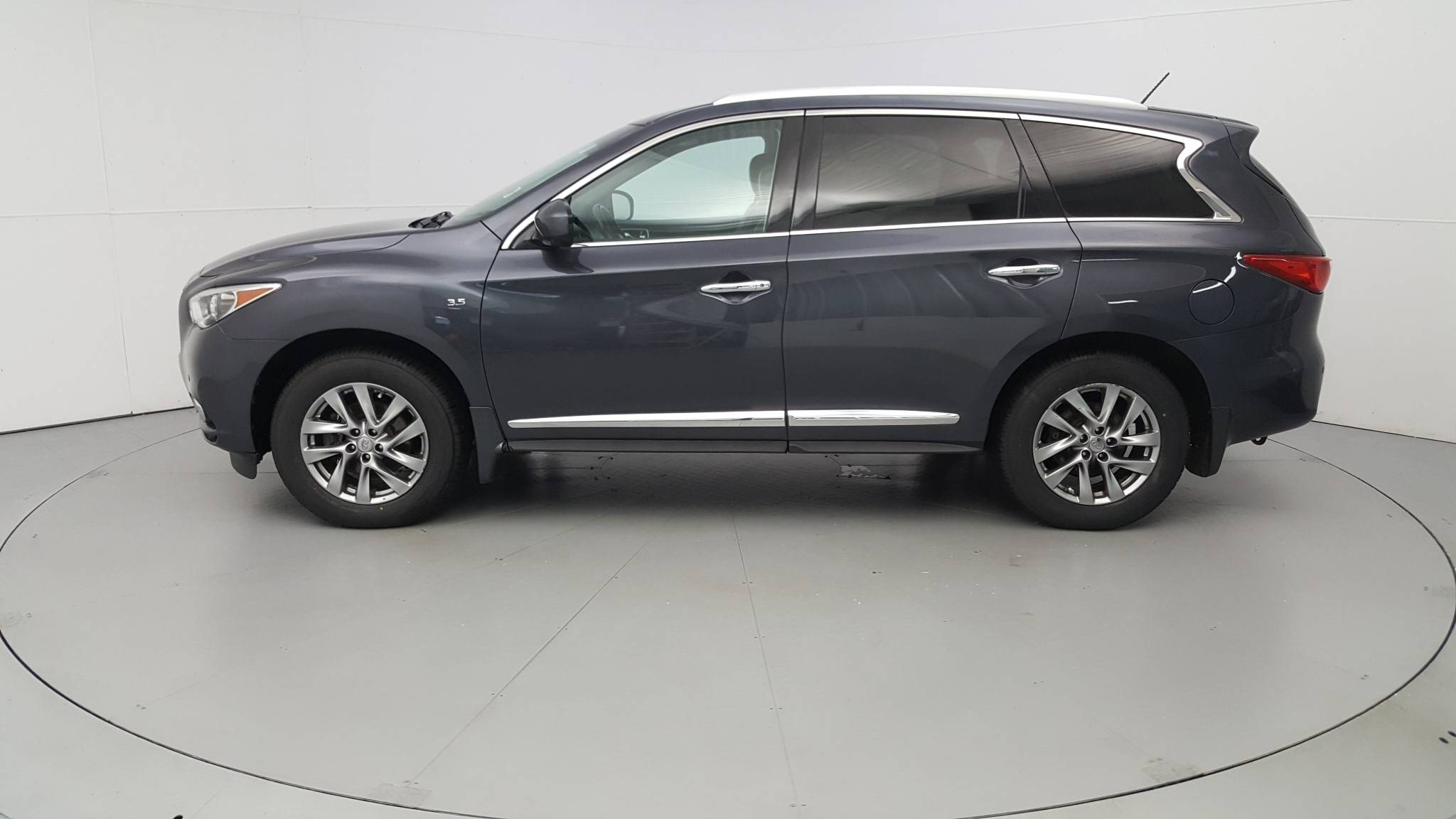 Pre-Owned 2014 INFINITI QX60