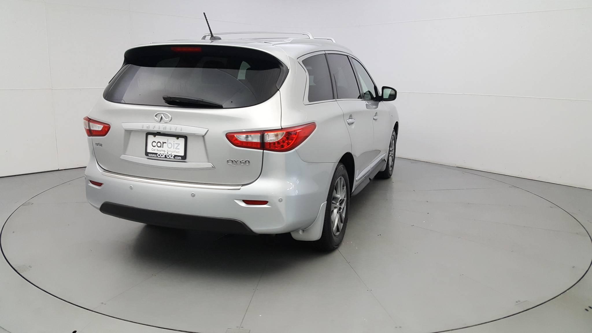 Pre-Owned 2015 INFINITI QX60