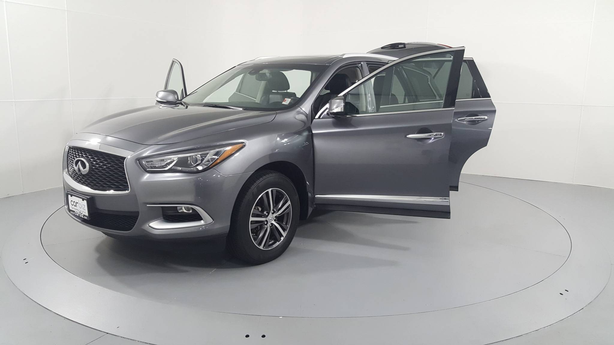Pre-Owned 2016 INFINITI QX60
