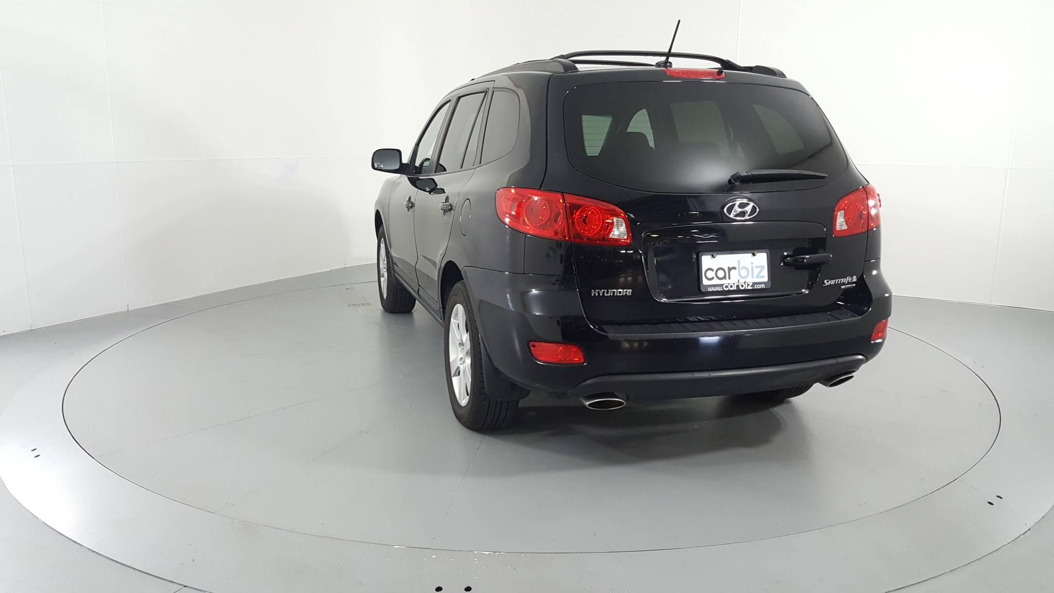 Pre-Owned 2009 Hyundai Santa Fe SE