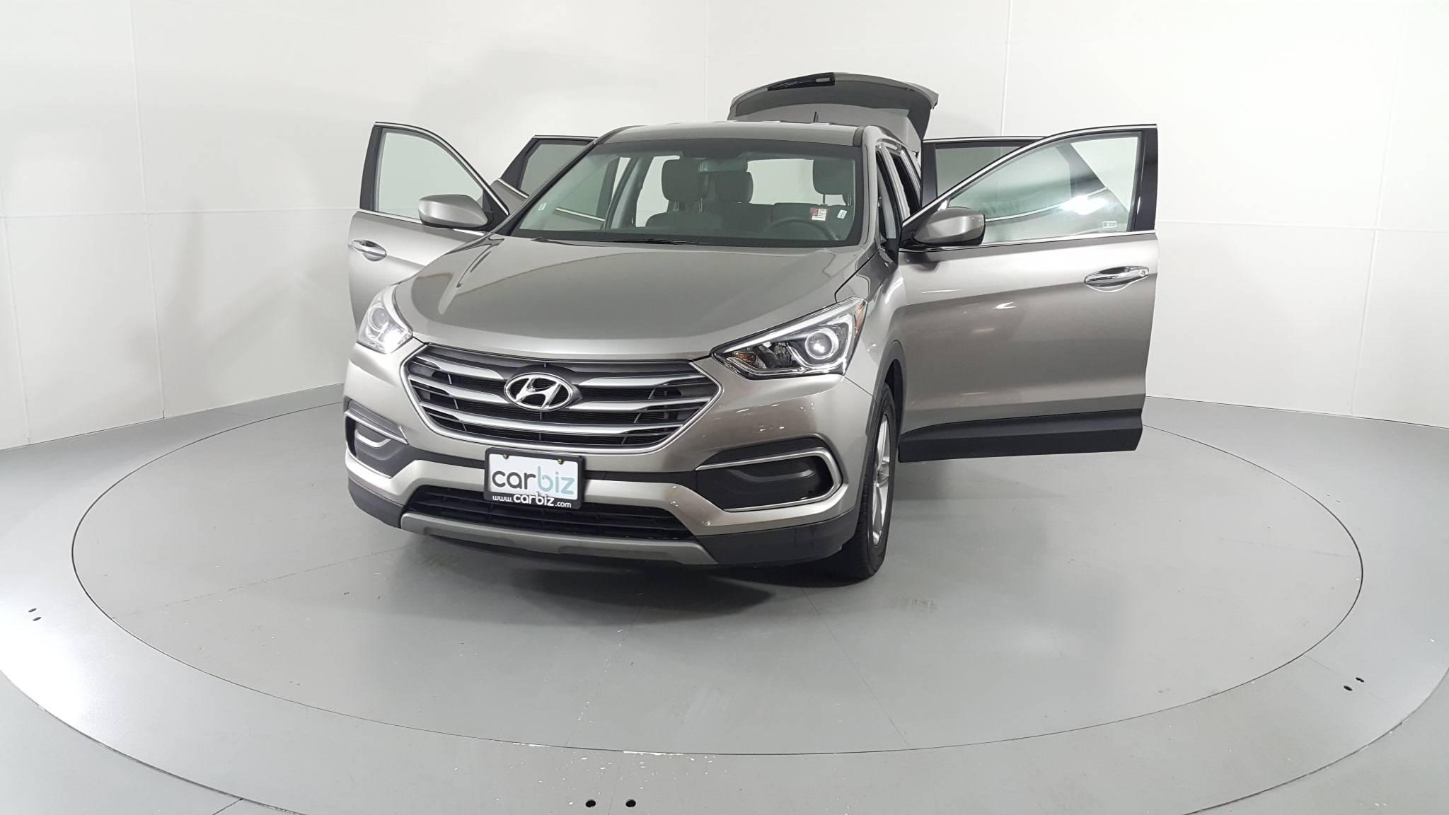 Pre-Owned 2018 Hyundai Santa Fe Sport 2.4L
