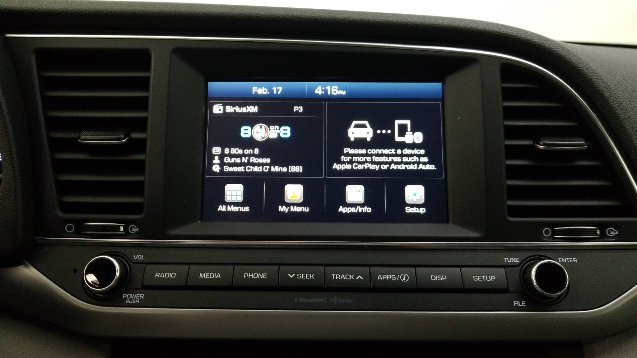 Certified Pre-Owned 2018 Hyundai Elantra SEL