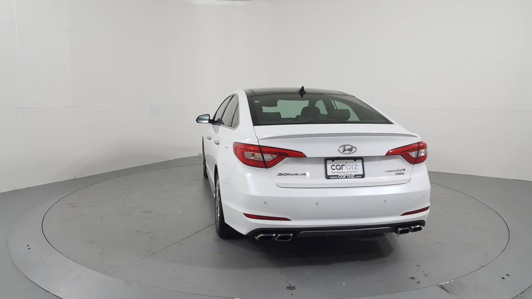 Certified Pre-Owned 2015 Hyundai Sonata 2.0T Limited