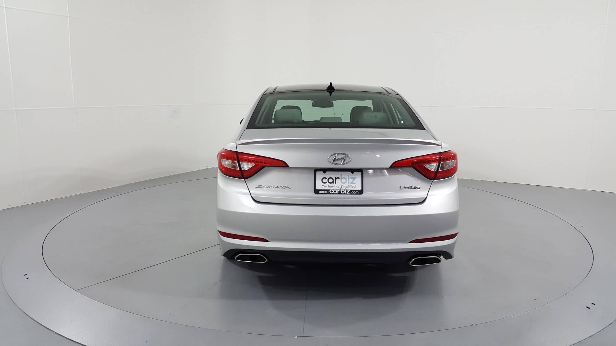 Pre-Owned 2016 Hyundai Sonata 2.4L Limited