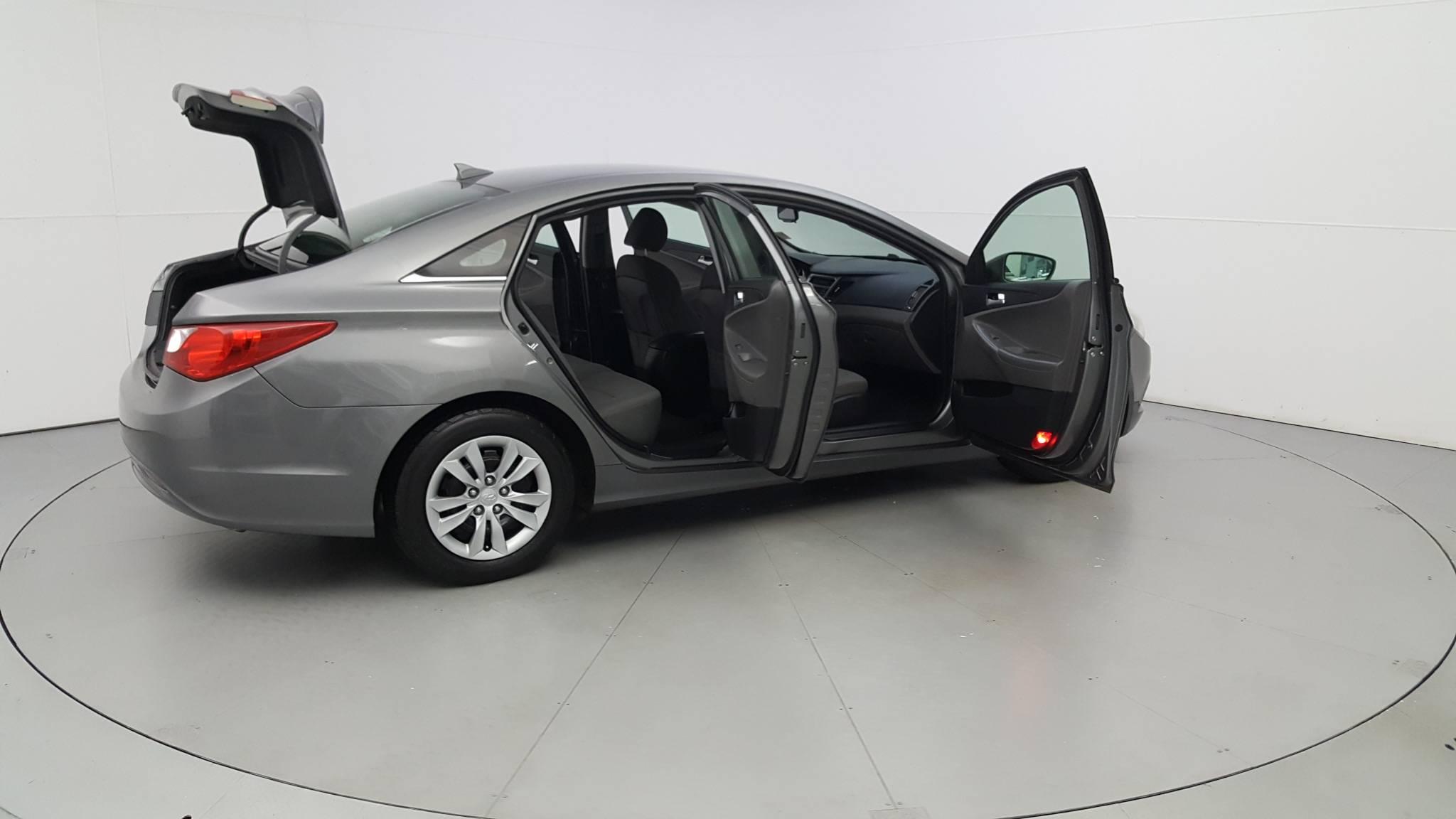 Pre-Owned 2012 Hyundai Sonata GLS PZEV