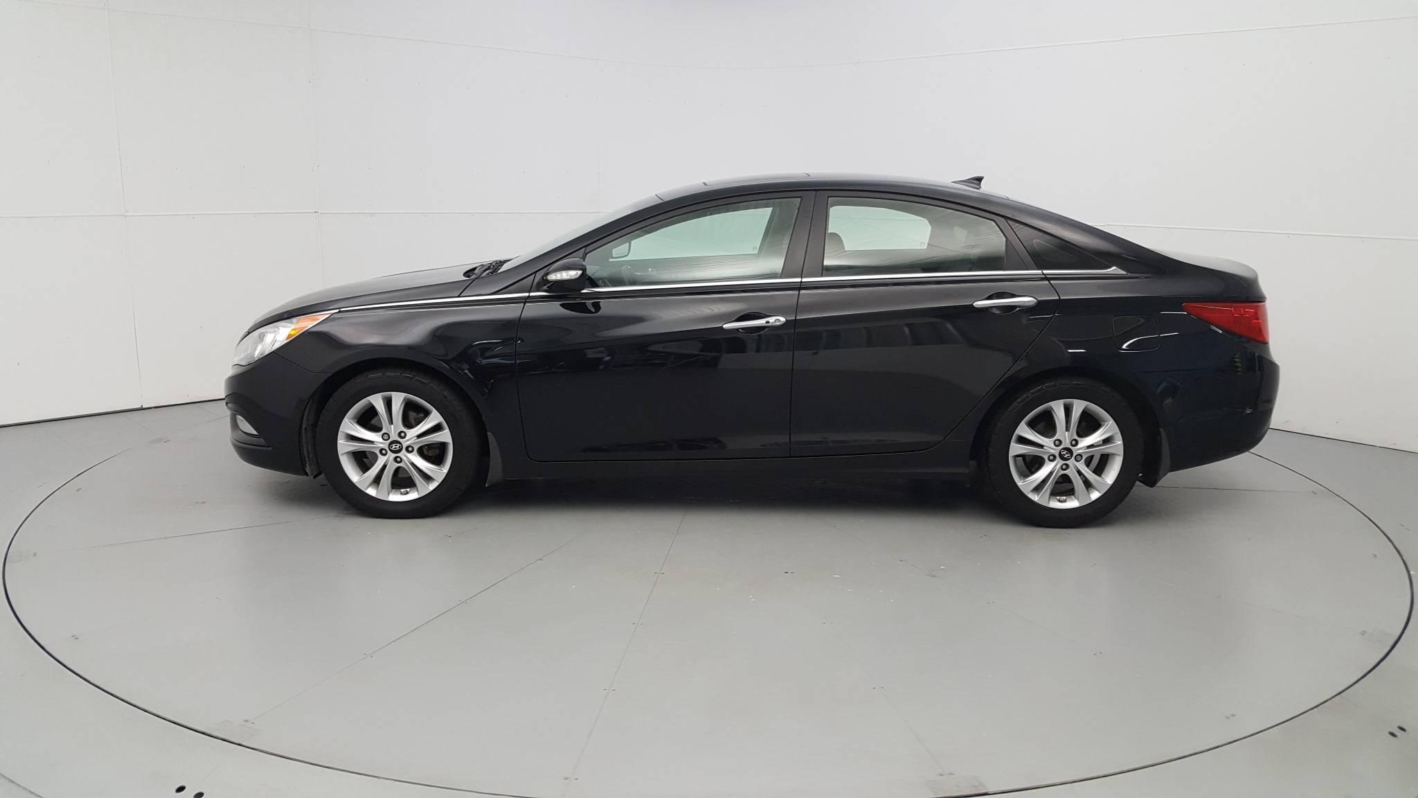 Pre-Owned 2013 Hyundai Sonata Limited PZEV