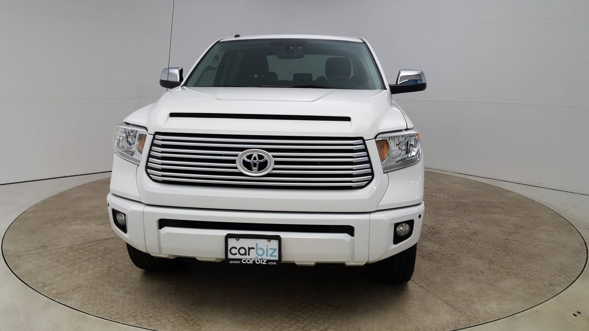 Pre-Owned 2016 Toyota Tundra Platinum