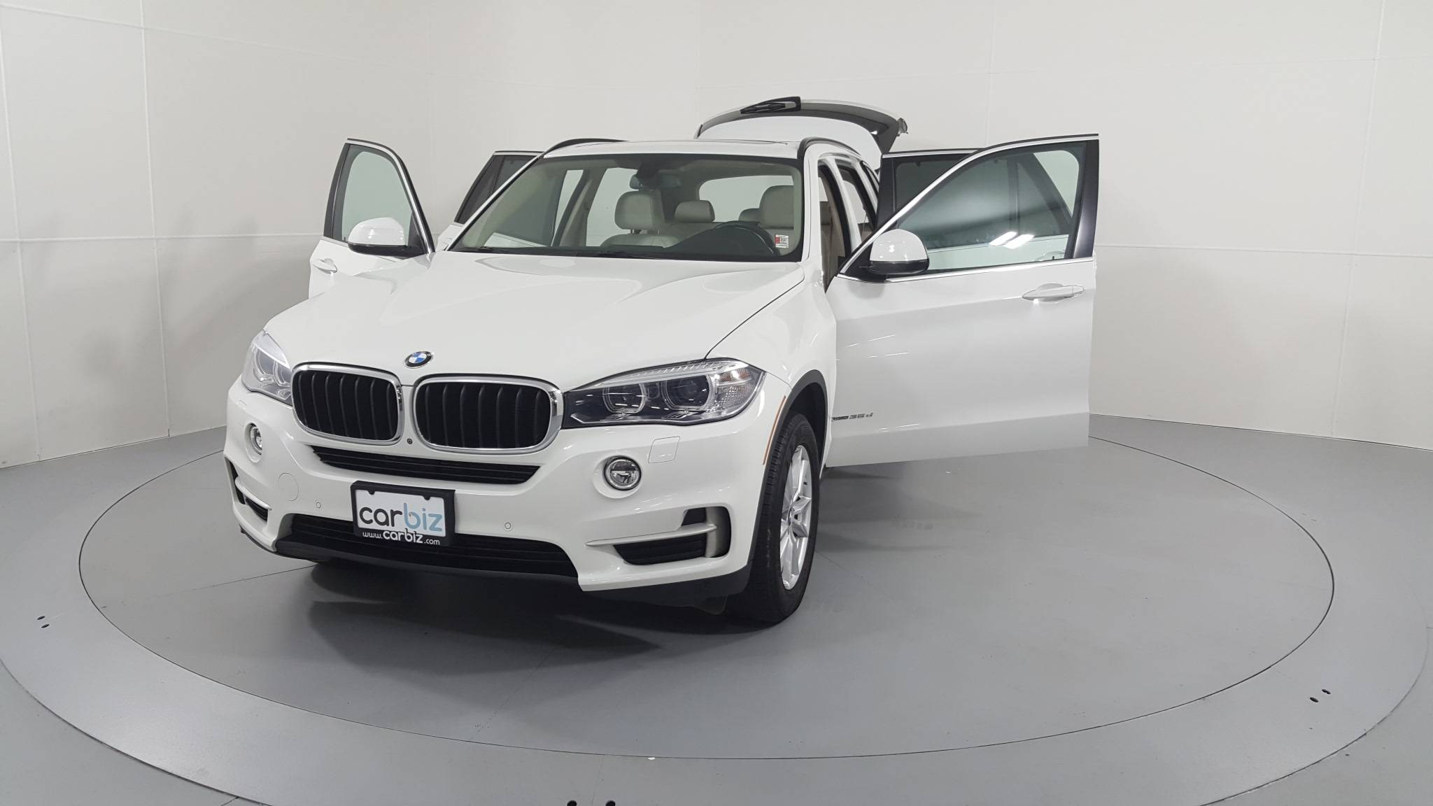 Pre-Owned 2015 BMW X5 xDrive35d xDrive35d