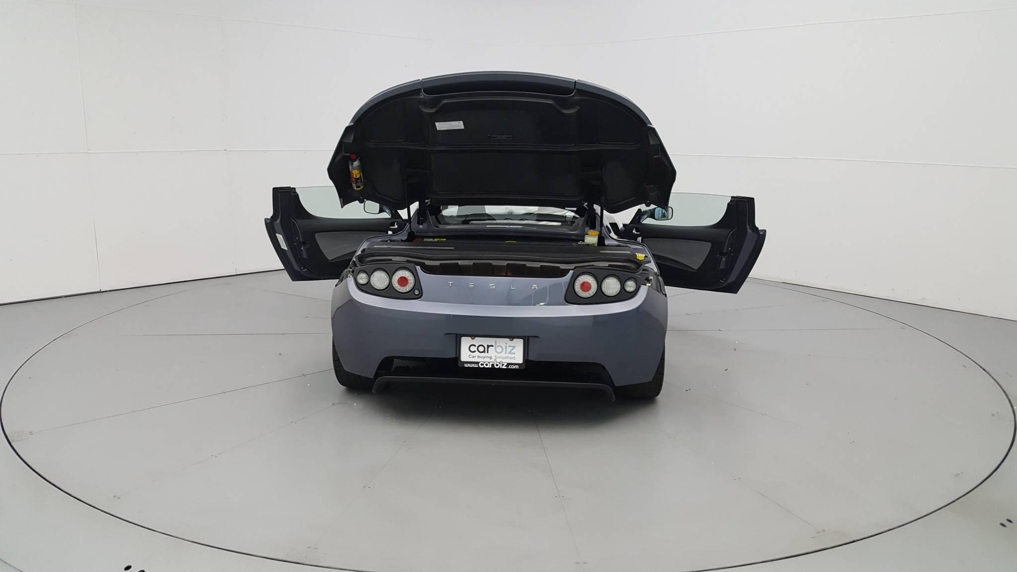 Pre-Owned 2008 Tesla Roadster 2DR CONV