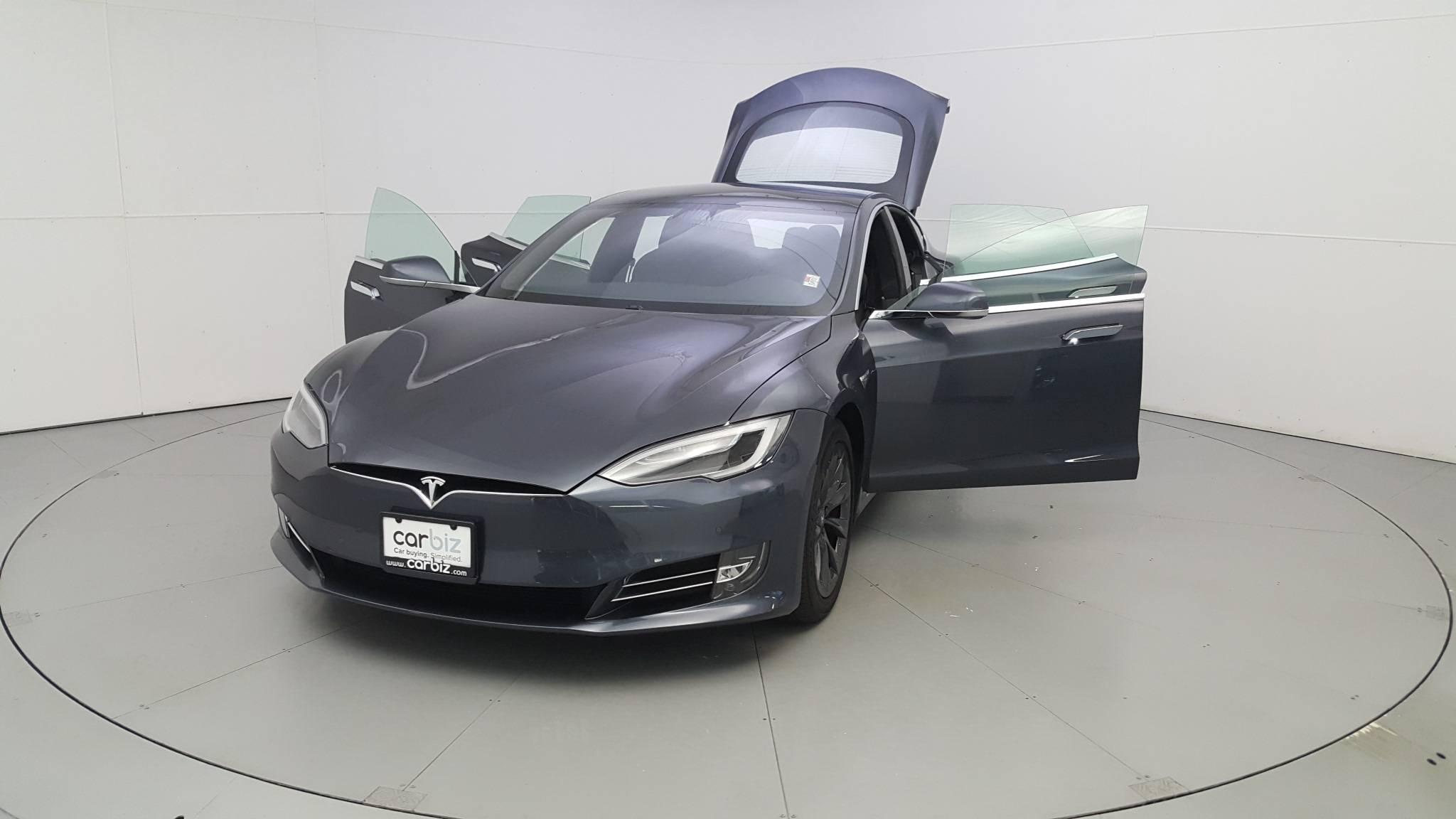 Certified Pre-Owned 2018 Tesla Model S 75D