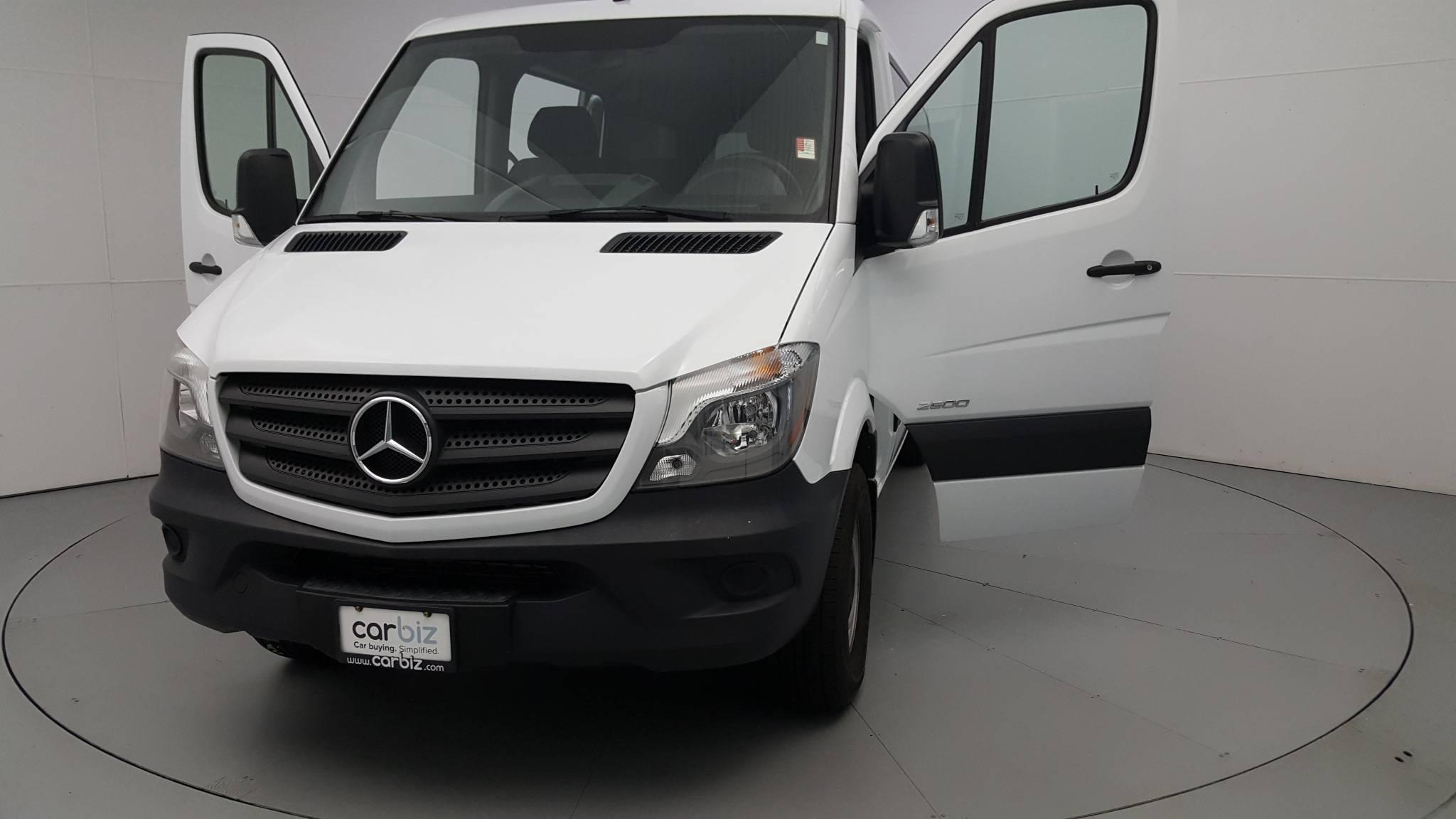 Pre-Owned 2016 Mercedes-Benz Sprinter Passenger Vans