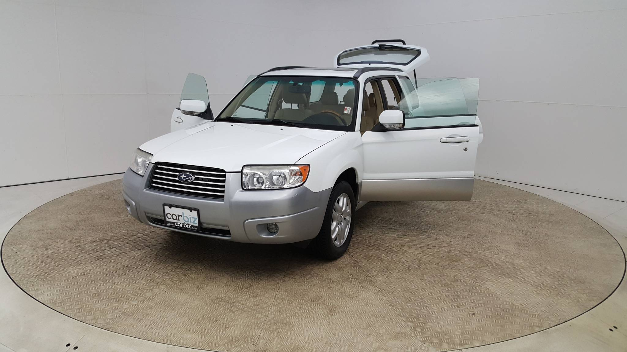 Pre-Owned 2006 Subaru Forester 2.5 X L.L. Bean Edition