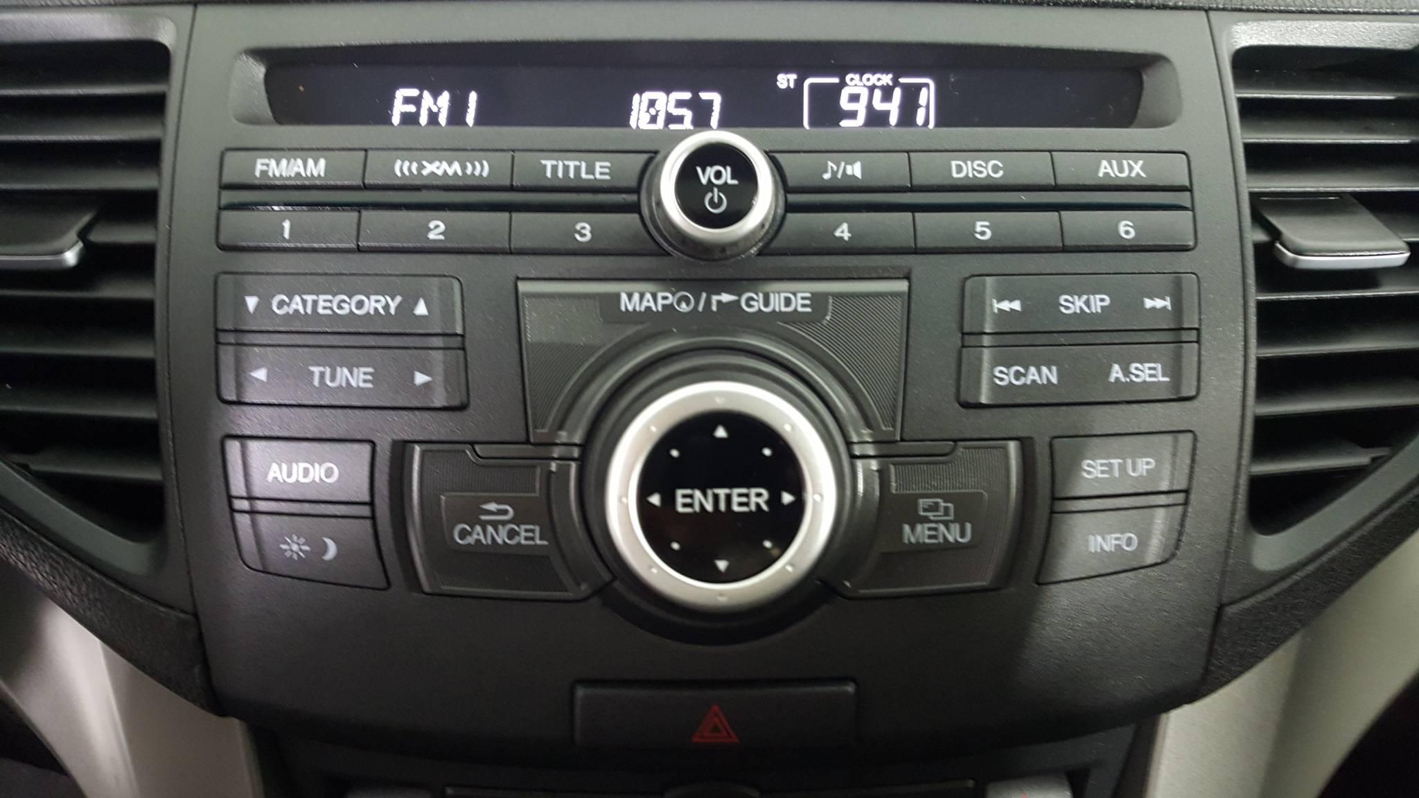Pre-Owned 2009 Acura TSX Tech Pkg