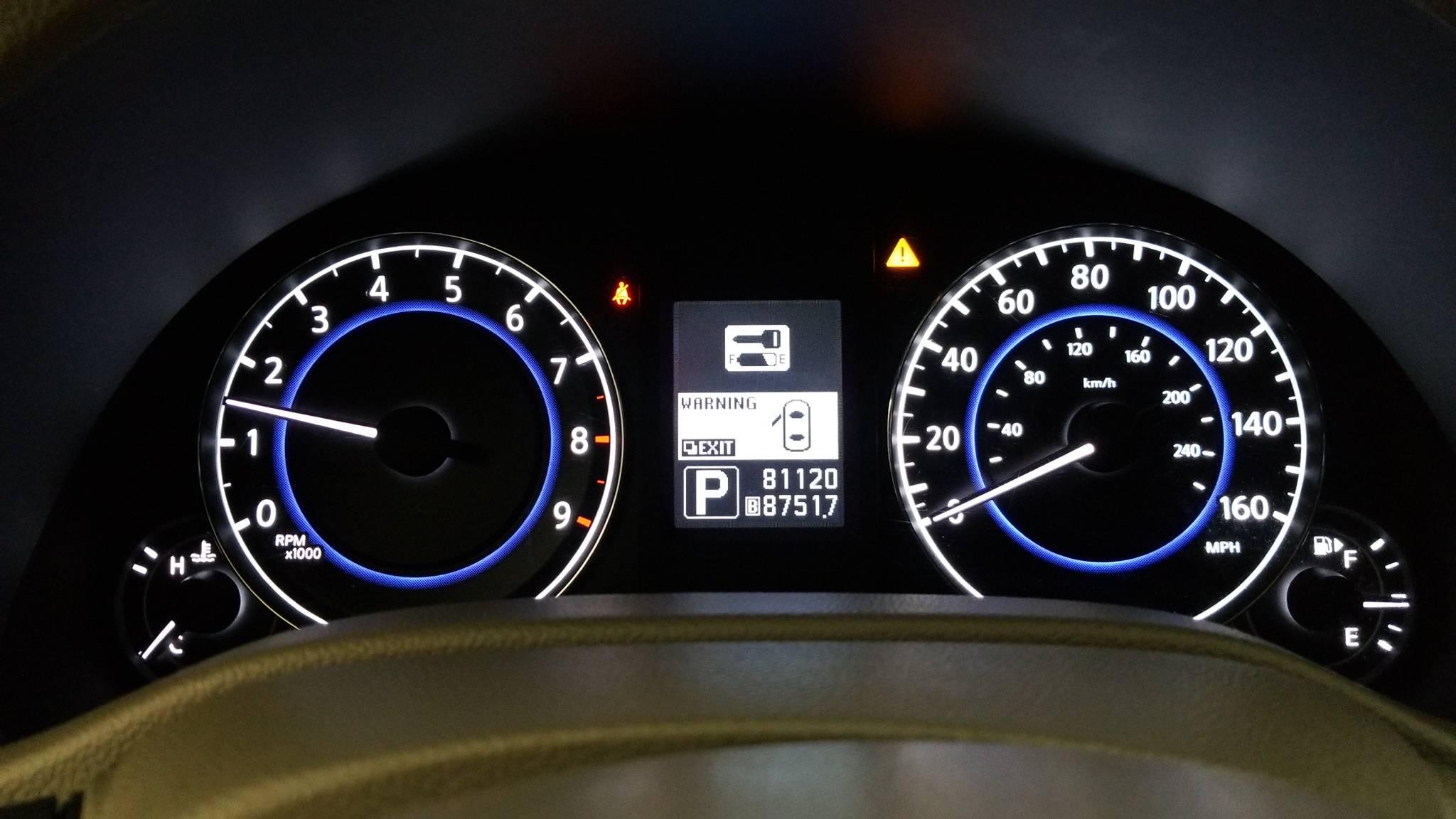 Pre-Owned 2013 INFINITI G37 Sedan x