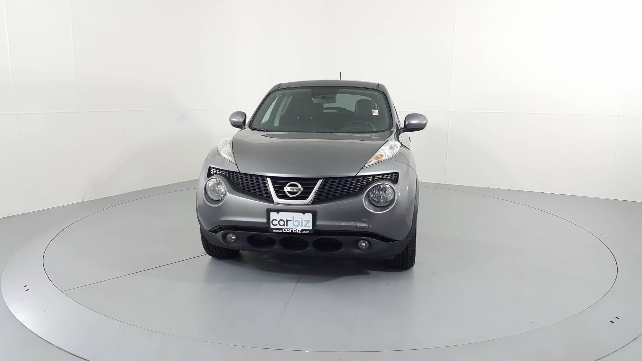 Pre-Owned 2013 Nissan JUKE SL