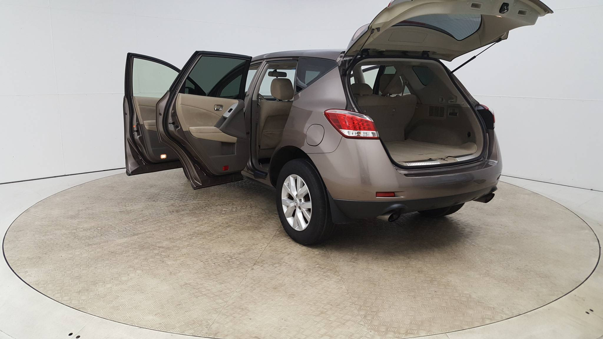 Pre-Owned 2014 Nissan Murano S