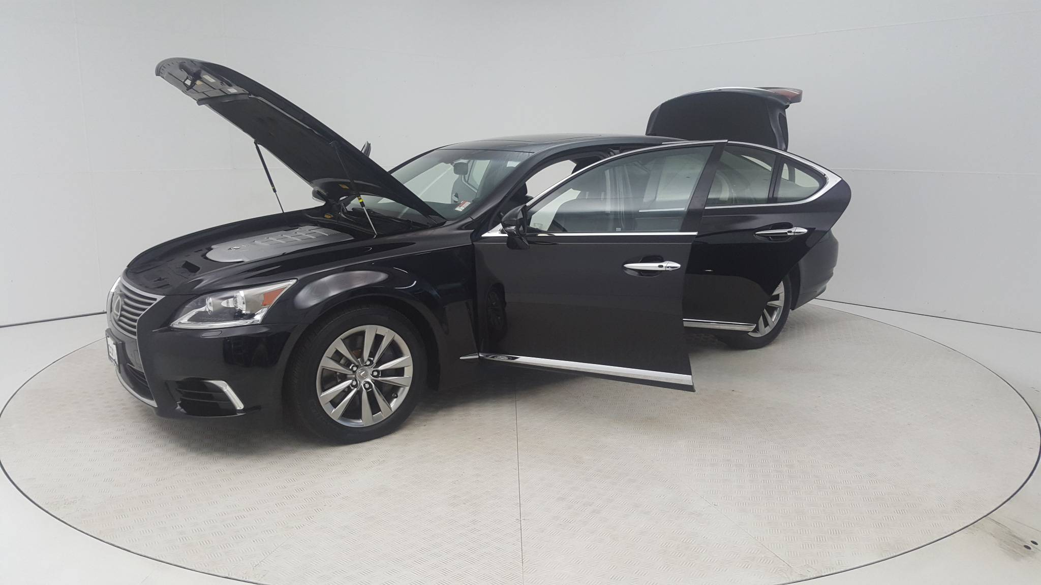 Pre Owned 2015 Lexus LS 460 4dr Car in Baltimore A7201