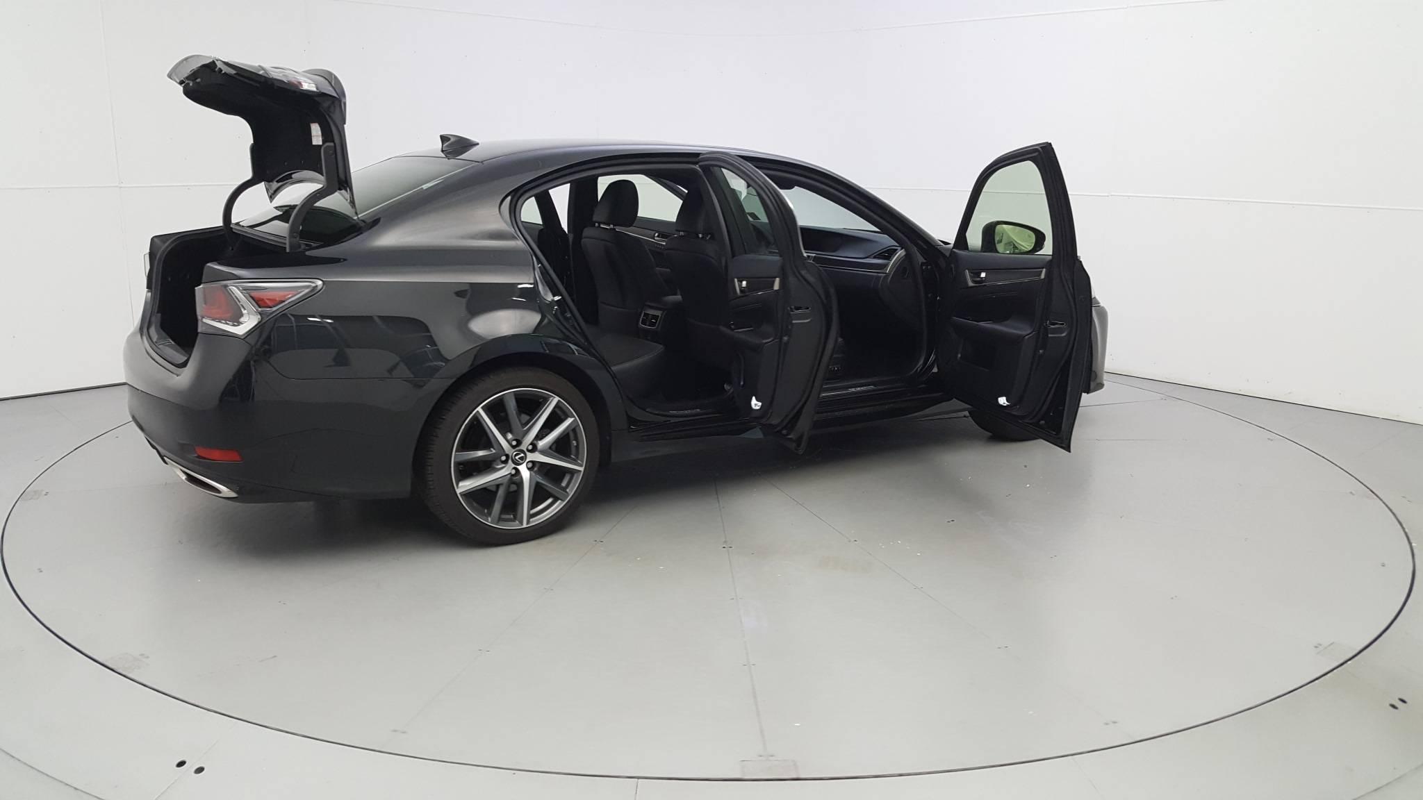 Pre-Owned 2016 Lexus GS 350