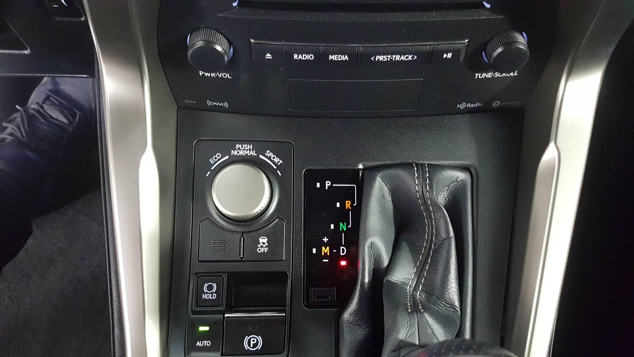 Certified Pre-Owned 2017 Lexus NX NX Turbo F Sport