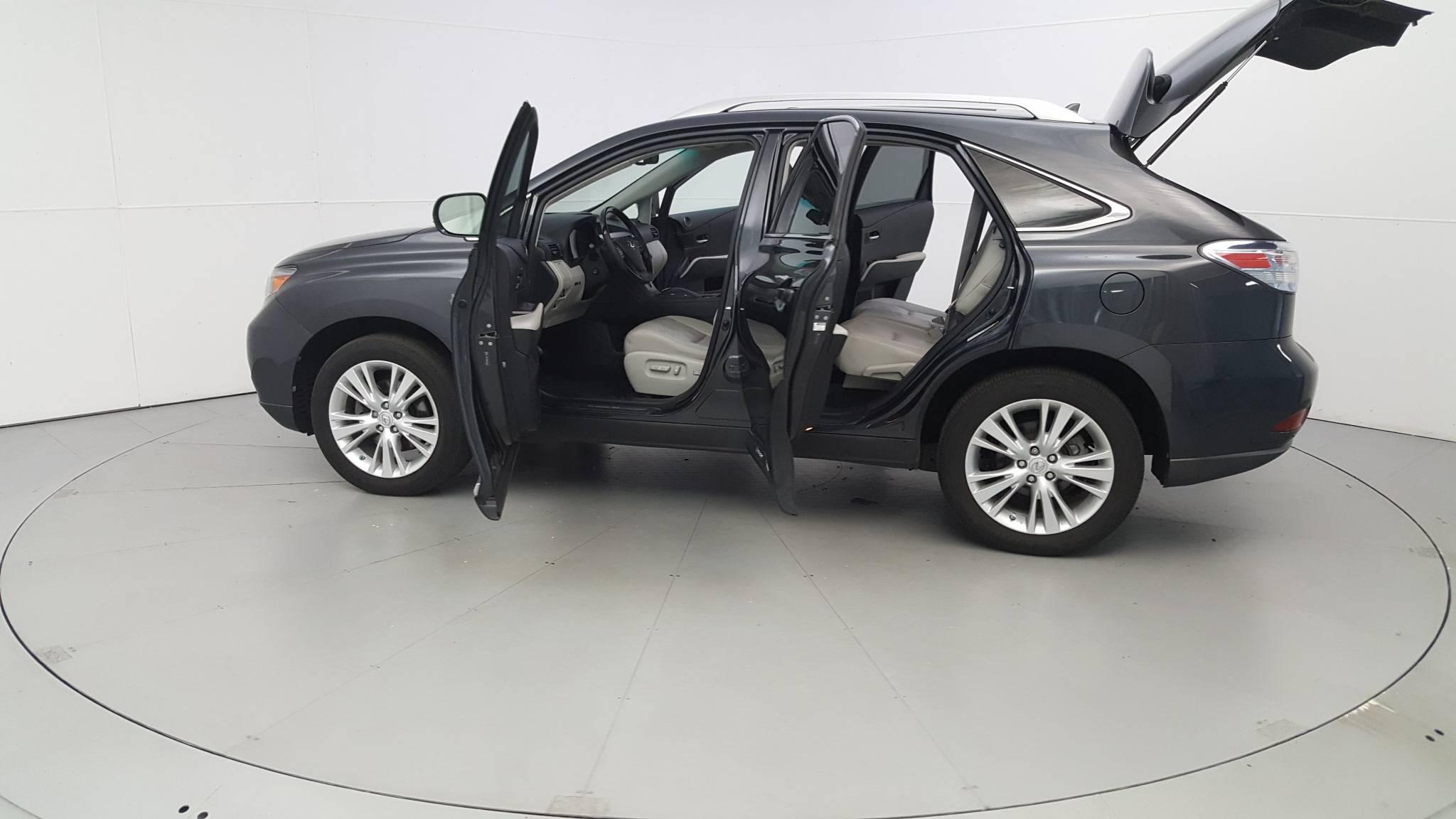 Pre-Owned 2011 Lexus RX 450h
