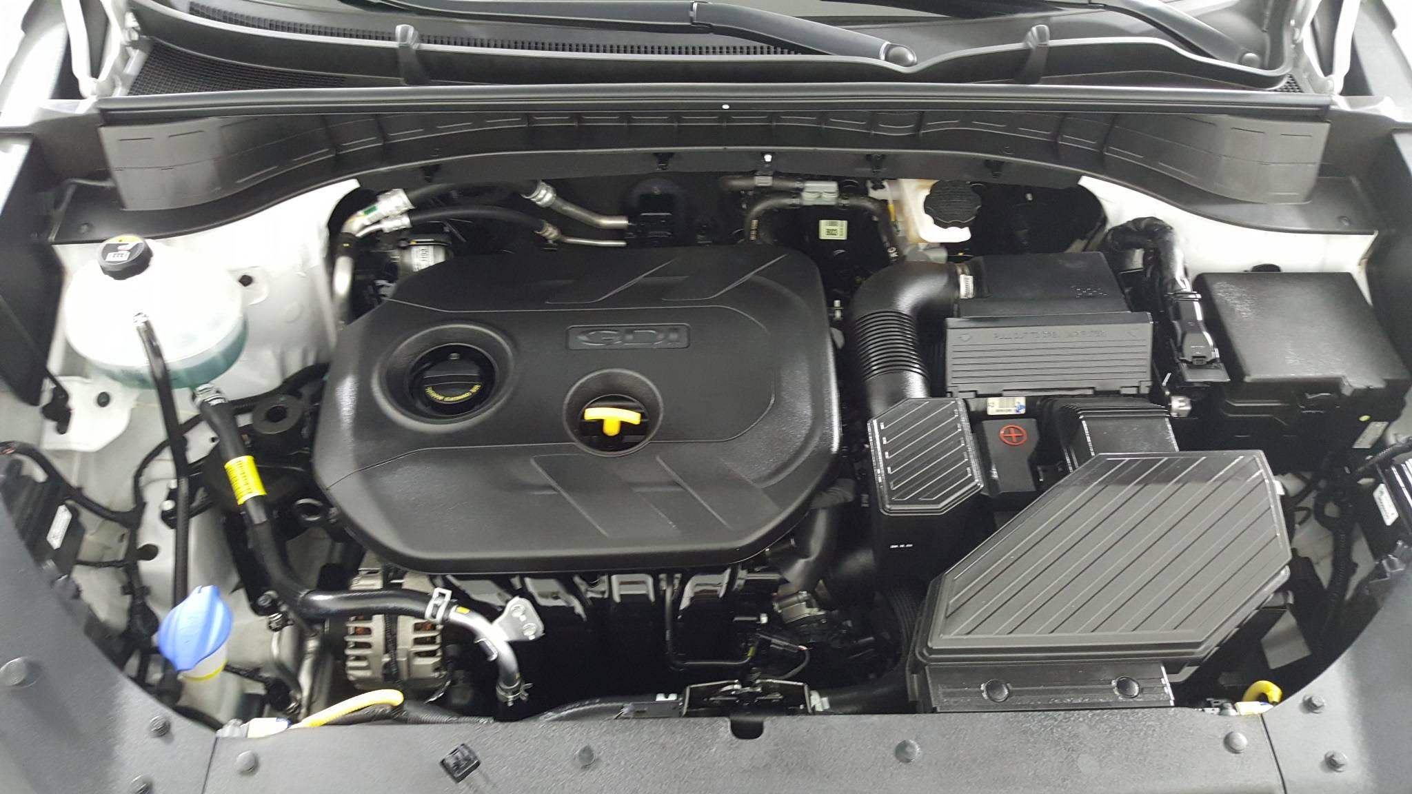 Pre-Owned 2019 Hyundai Tucson SE