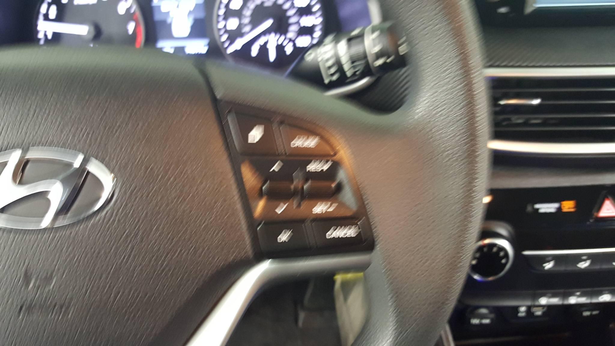 Certified Pre-Owned 2019 Hyundai Tucson SE