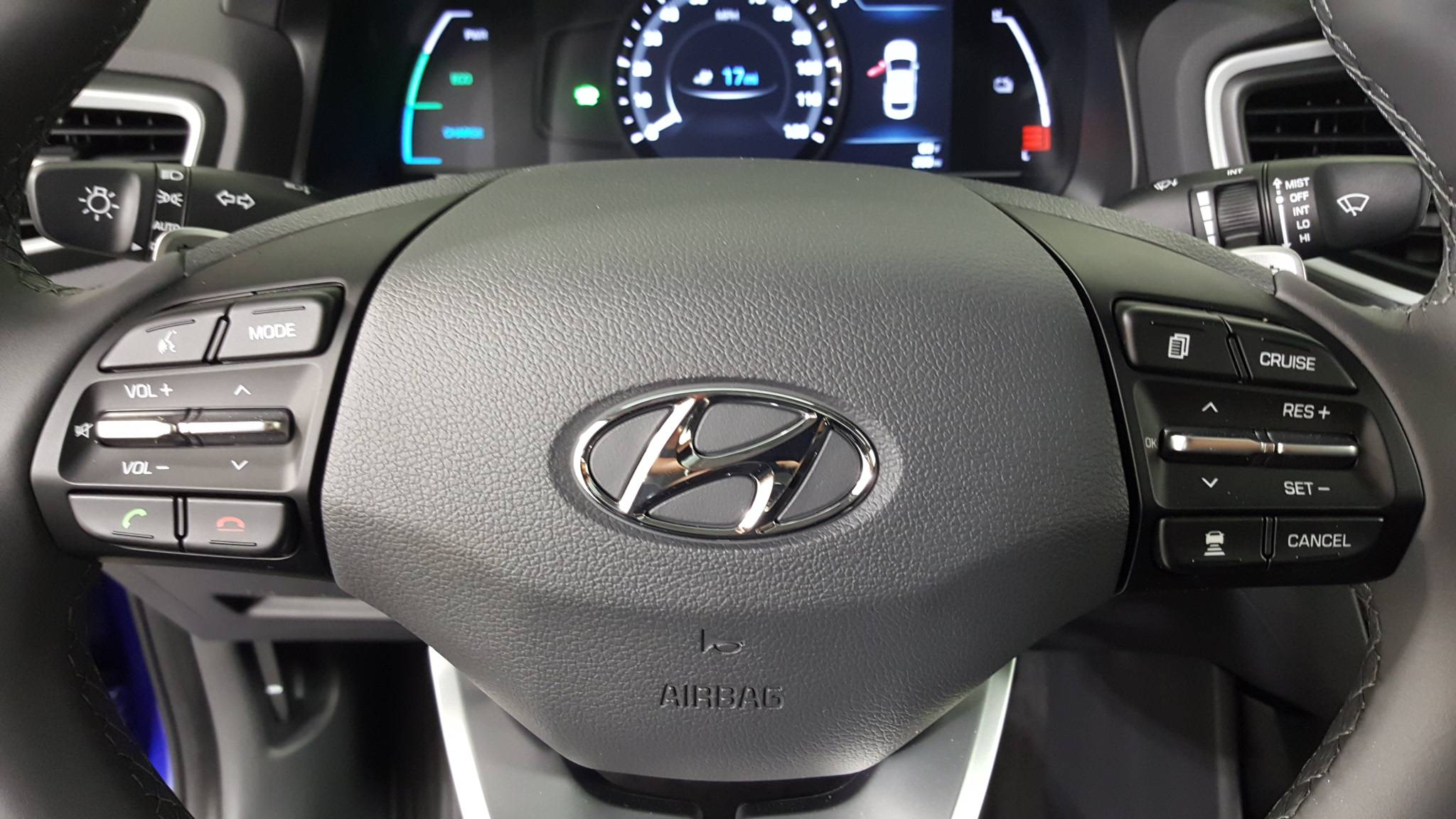Certified Pre-Owned 2019 Hyundai Ioniq Electric Limited