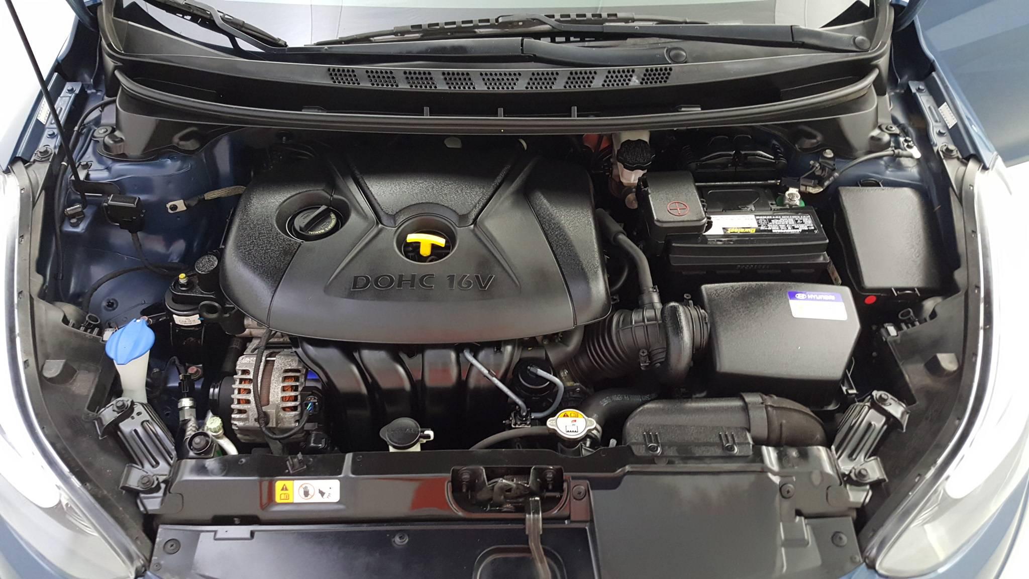Pre-Owned 2016 Hyundai Elantra Value Edition