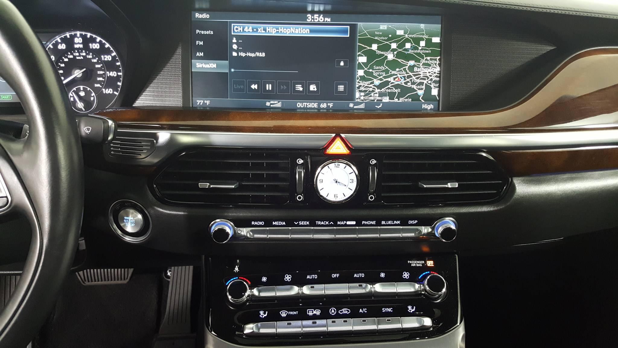 Certified Pre-Owned 2017 Genesis G90 3.3T Premium