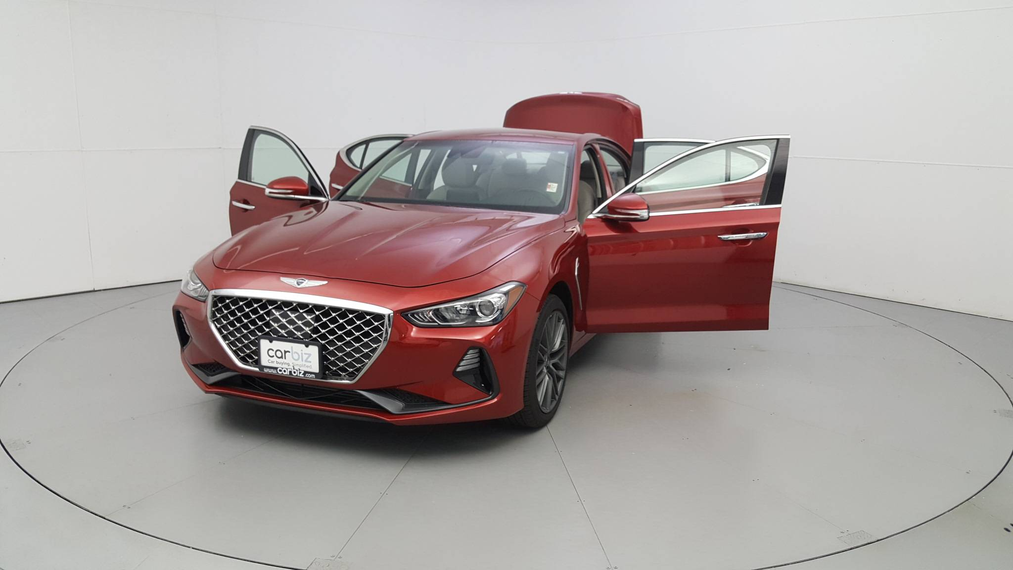 Pre-Owned 2019 Genesis G70 2.0T Advanced