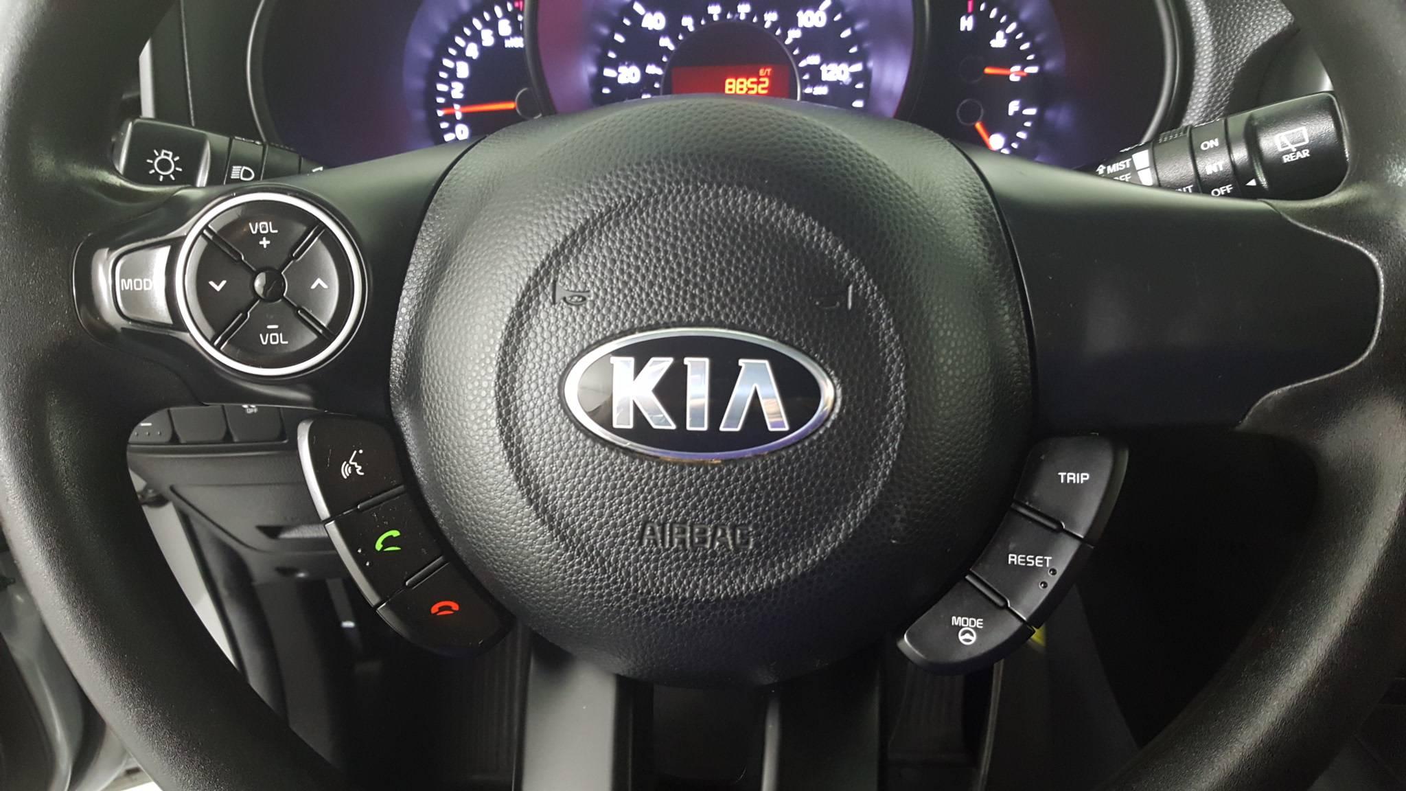 Pre-Owned 2016 Kia Soul Base