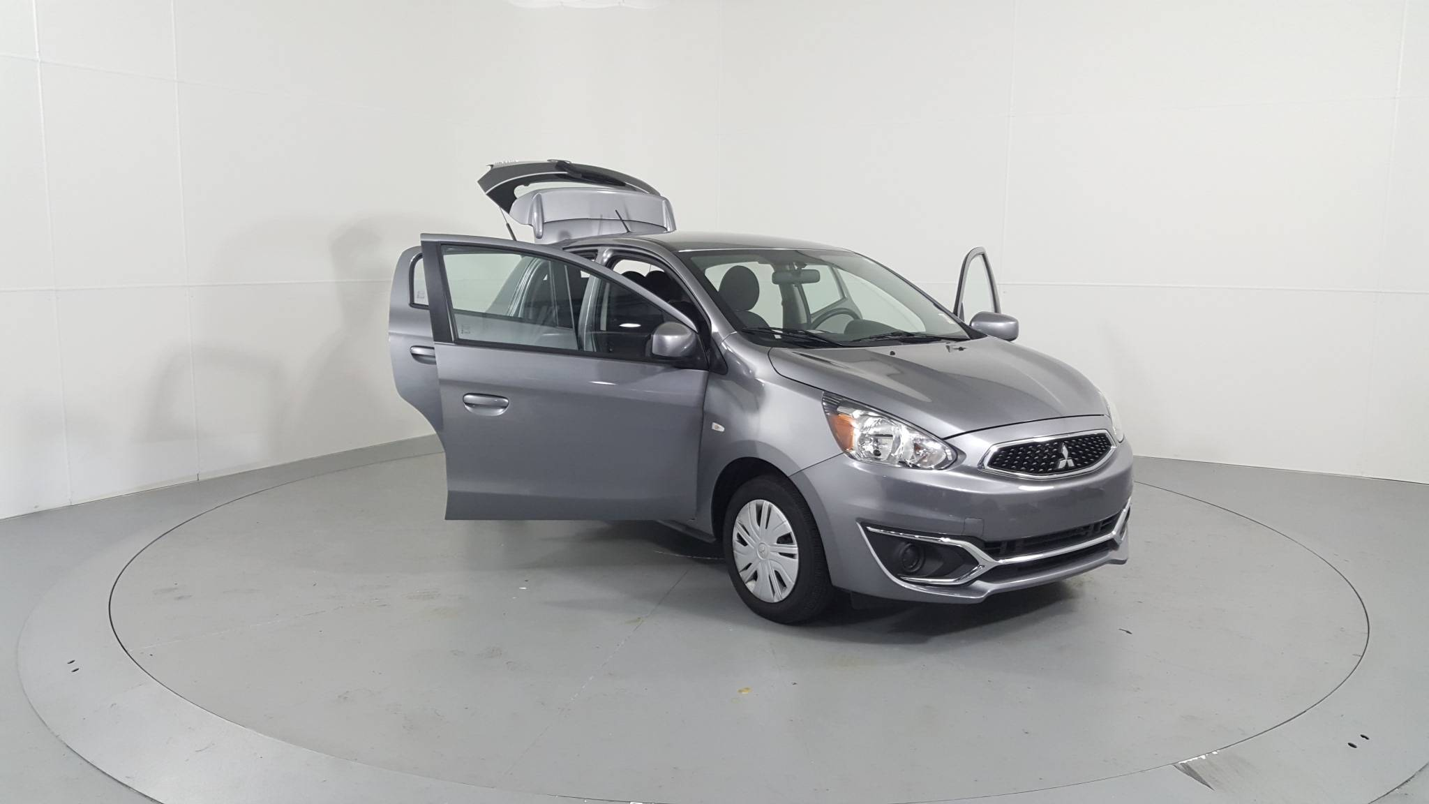 Certified Pre-Owned 2017 Mitsubishi Mirage ES