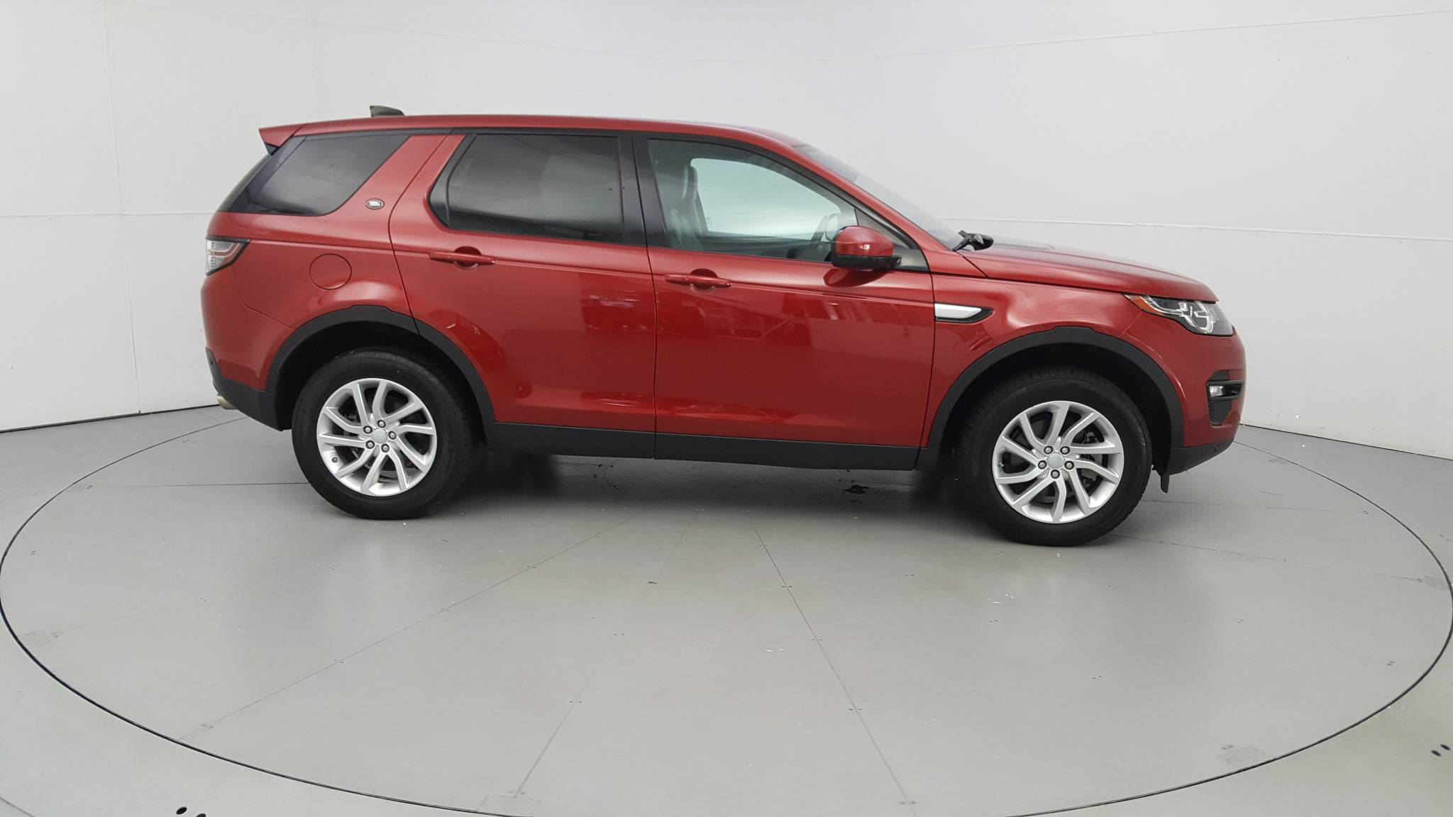 Pre-Owned 2017 Land Rover Discovery Sport HSE
